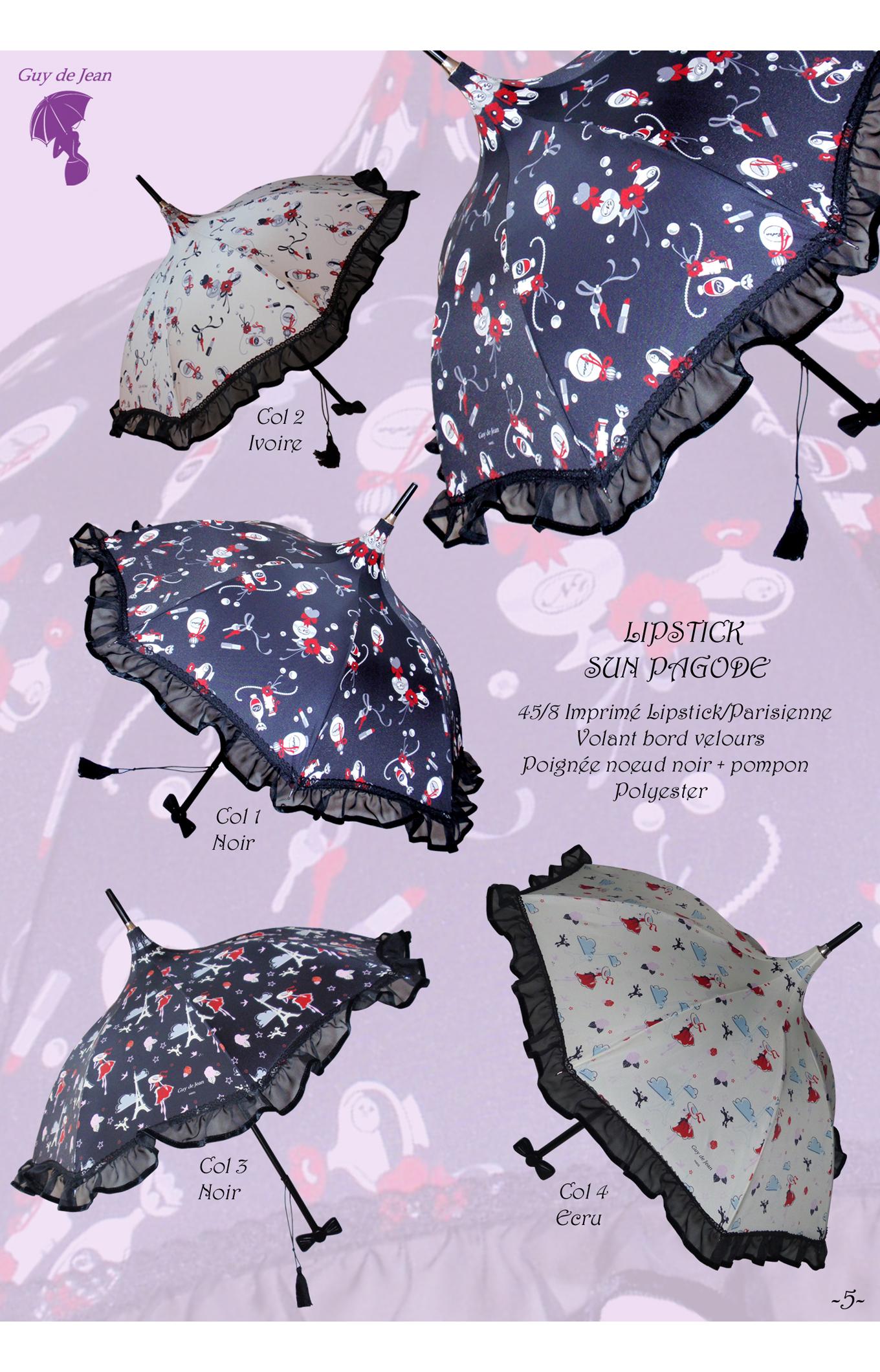 Guy de Jean <br>Umbrella 04