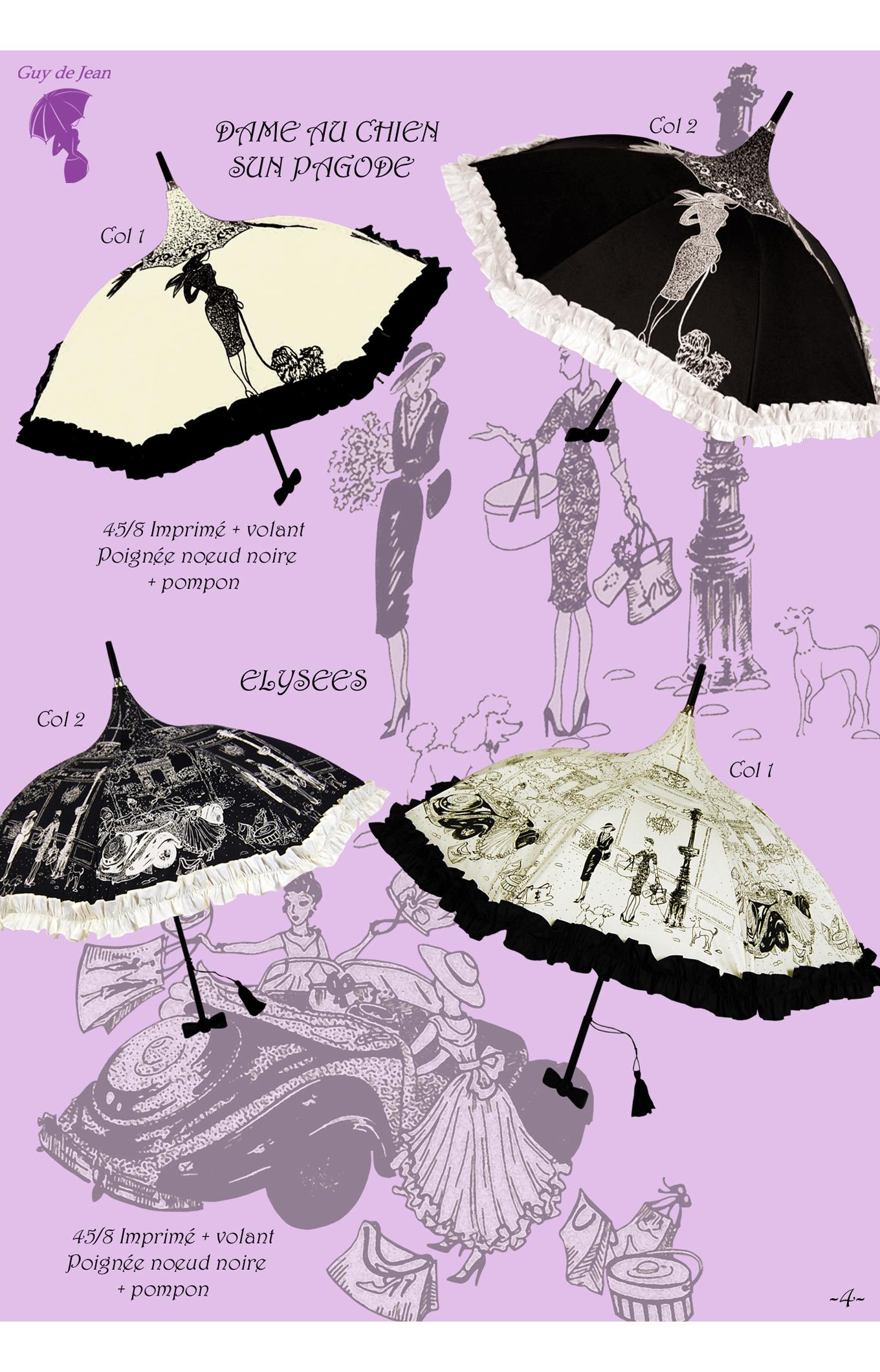 Guy de Jean <br>Umbrella 05