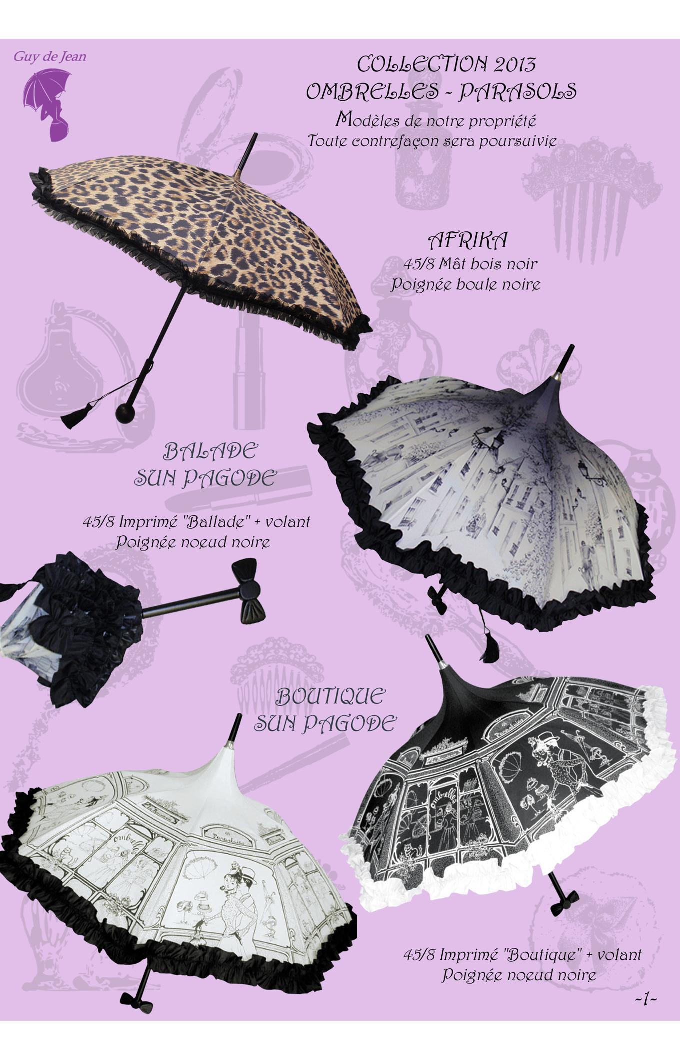 Guy de Jean <br>Umbrella 07
