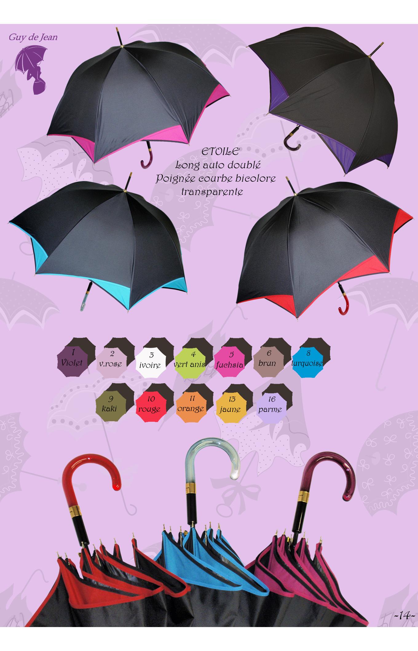 Guy de Jean <br>Umbrella 14