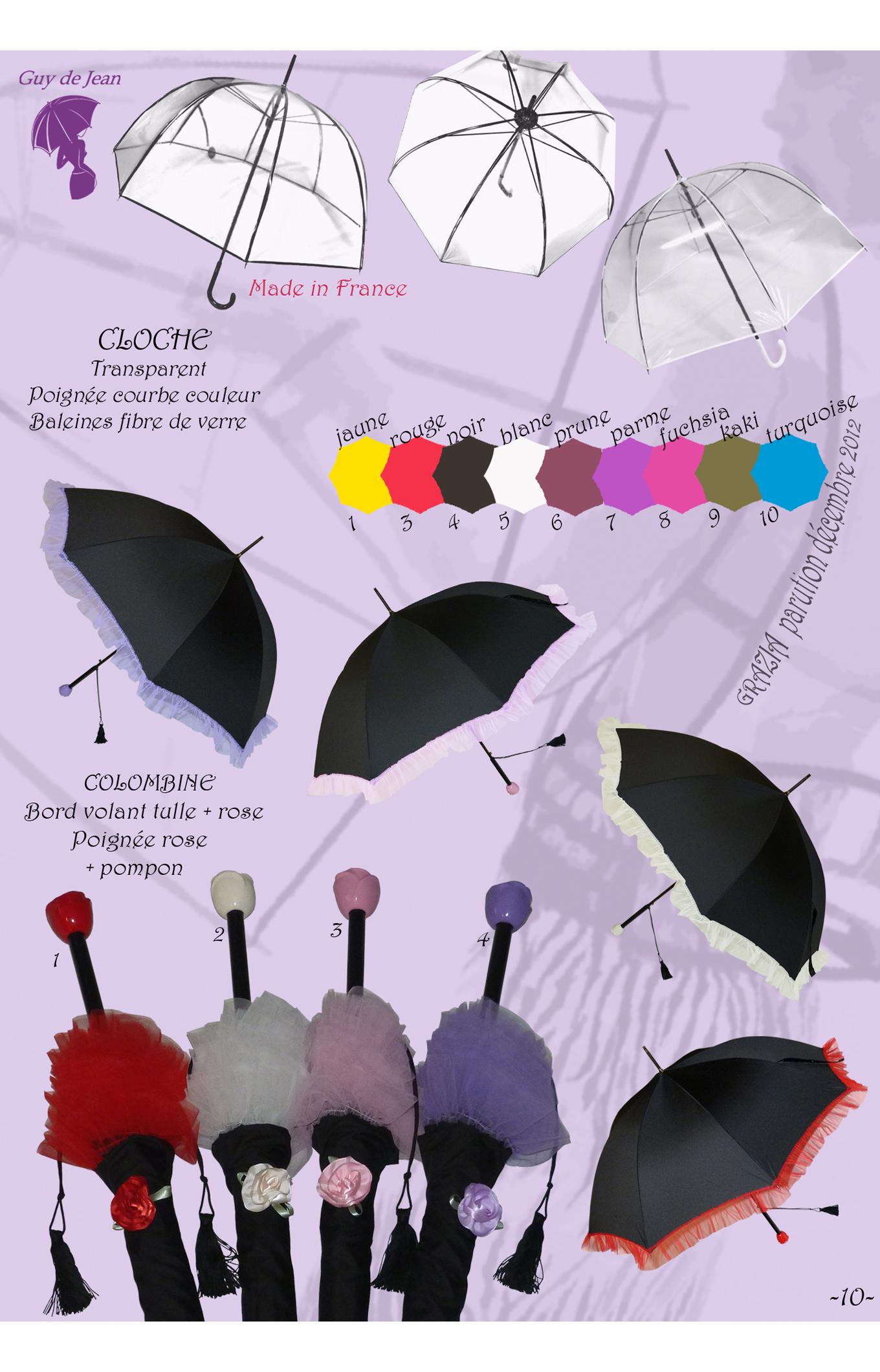 Guy de Jean <br>Umbrella 15