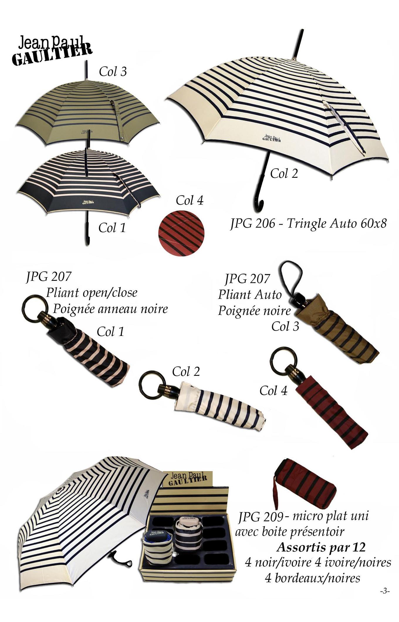 Guy de Jean <br>Umbrella 18