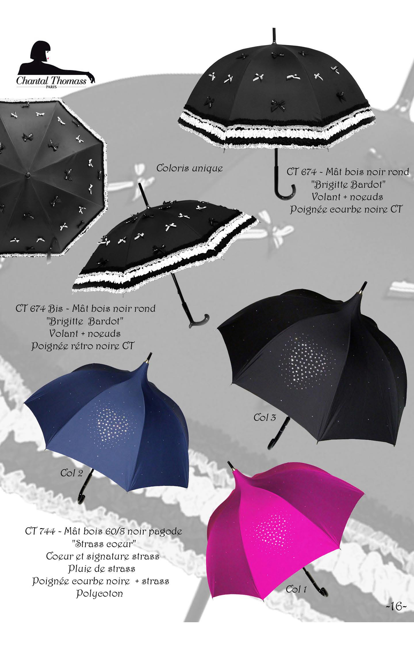 Guy de Jean <br>Umbrella 22