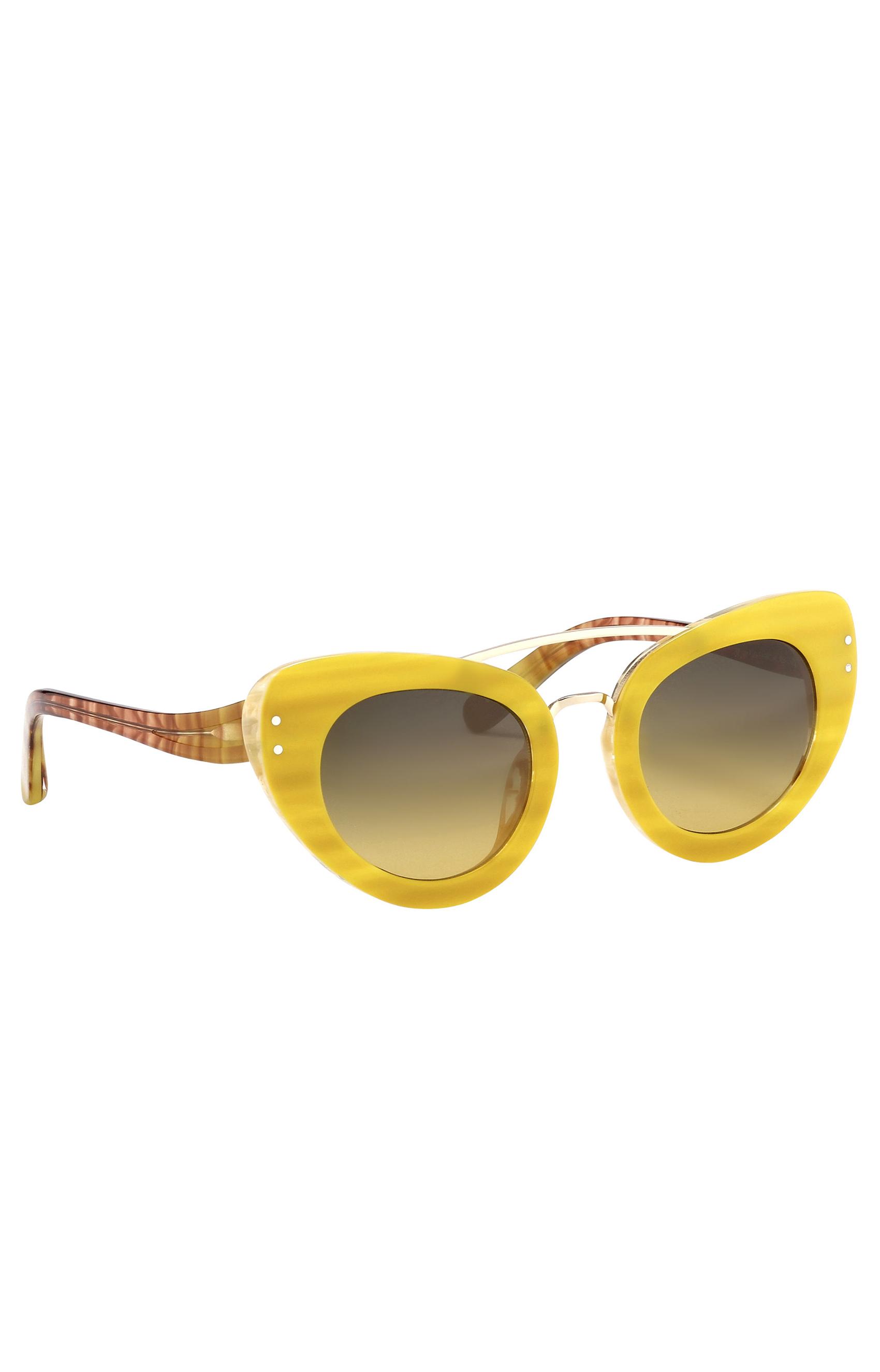 Linda Farrow Sunglasses <br>EDM9C5SUN_1