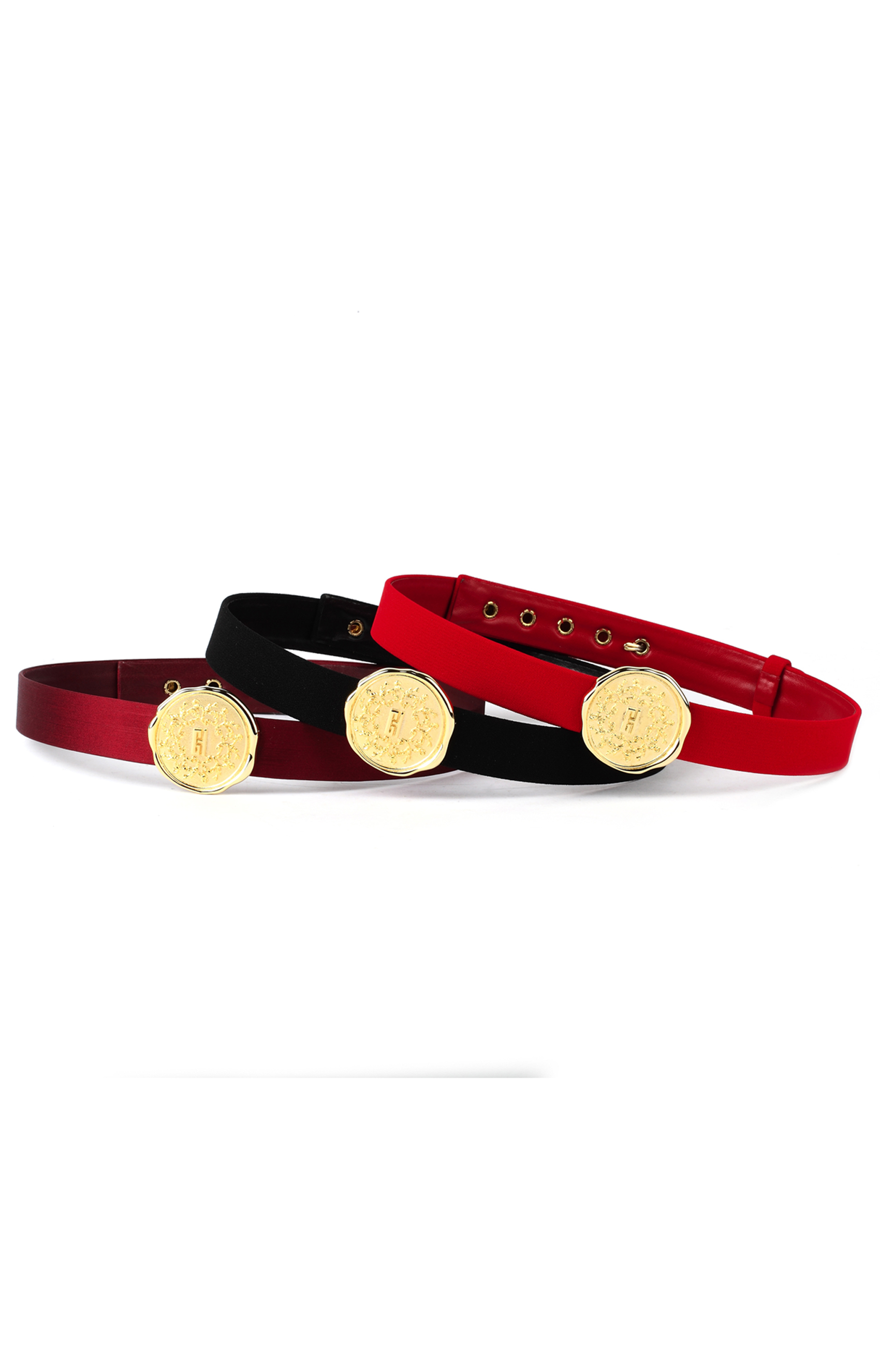 Georges Hobeika<br> Belt 01