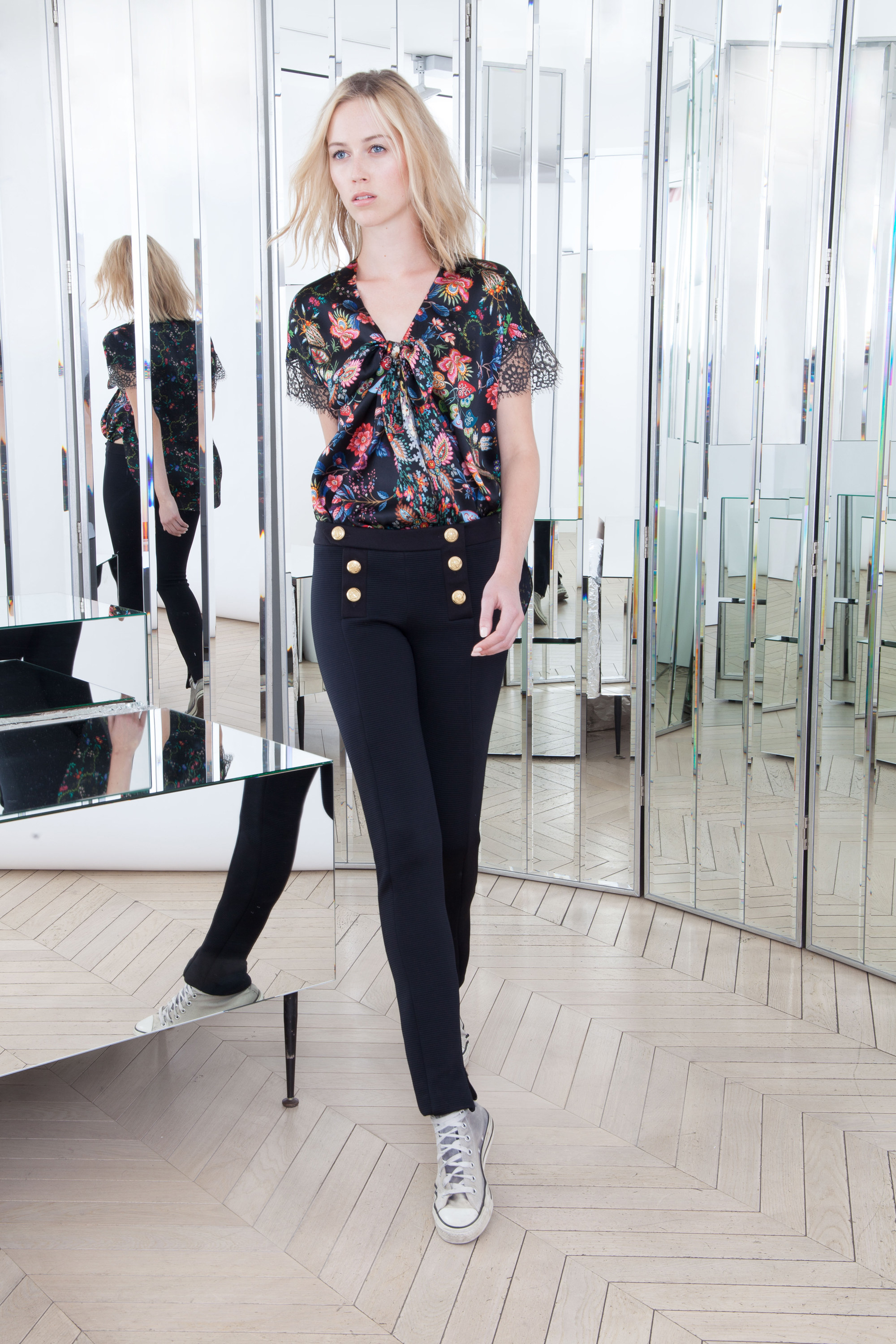 ALEXIS MABILLE <br>  PRE FALL 2016 <br>PA122 INW/116