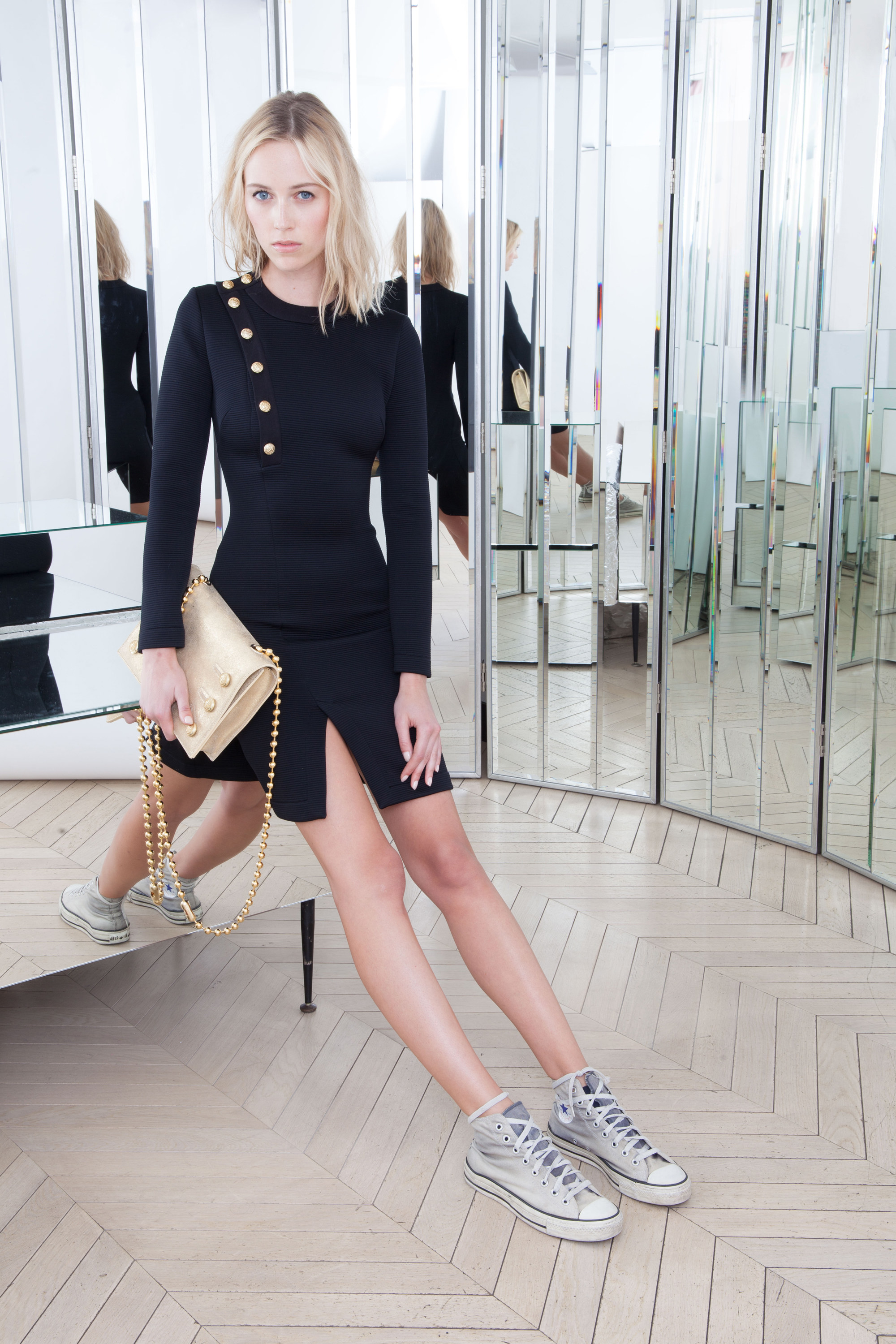 ALEXIS MABILLE <br>  PRE FALL 2016 <br>RO318 INW/116