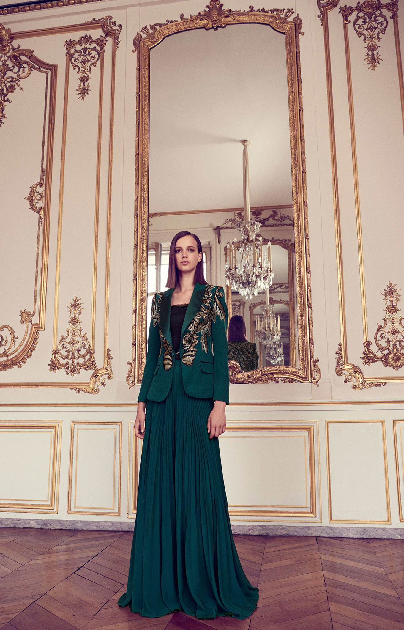 Alexis Mabille <br> Fall 2017 Couture<br>Look 08