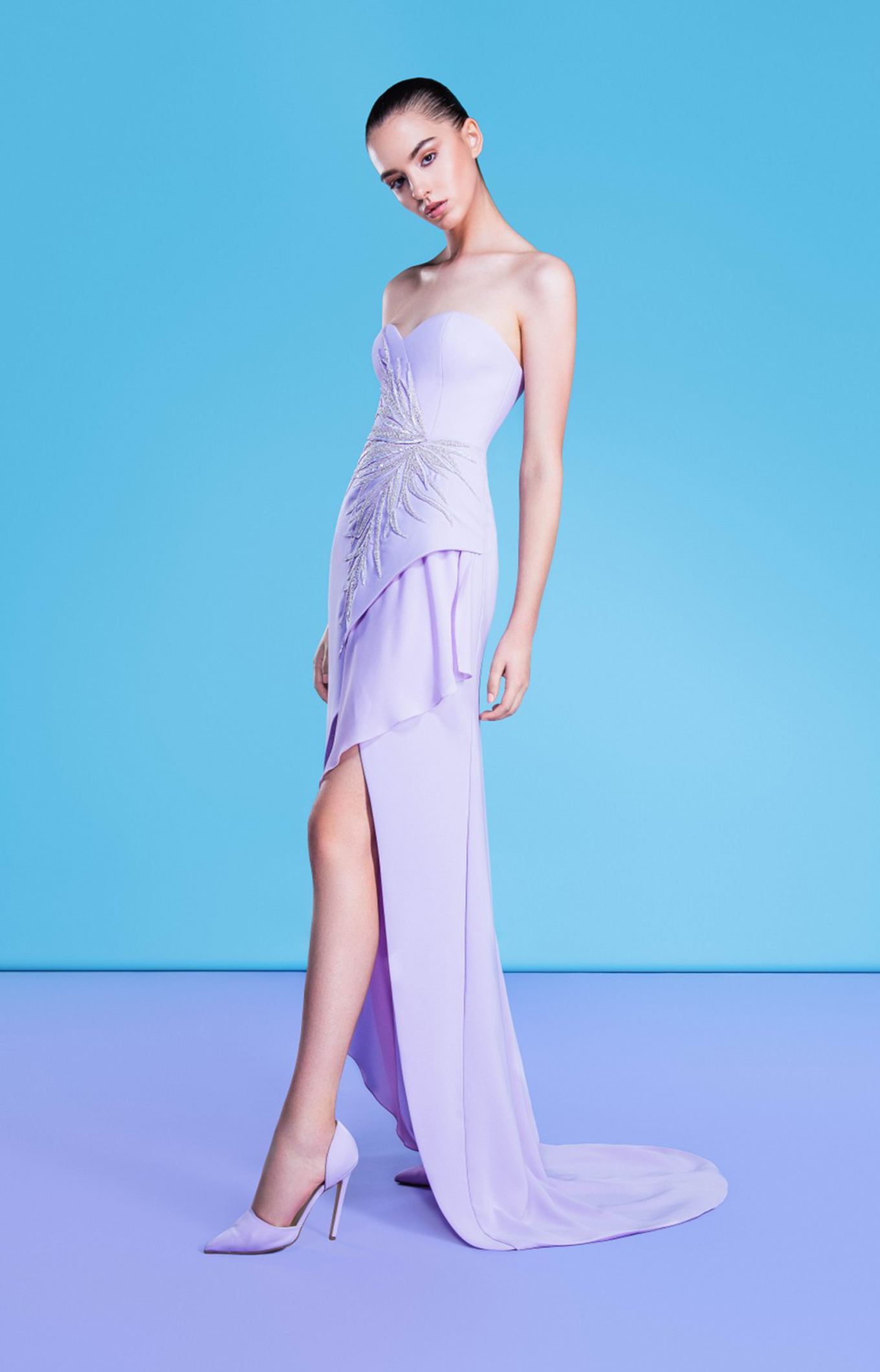 Georges Hobeika<br>Resort 2018<br>Look 21