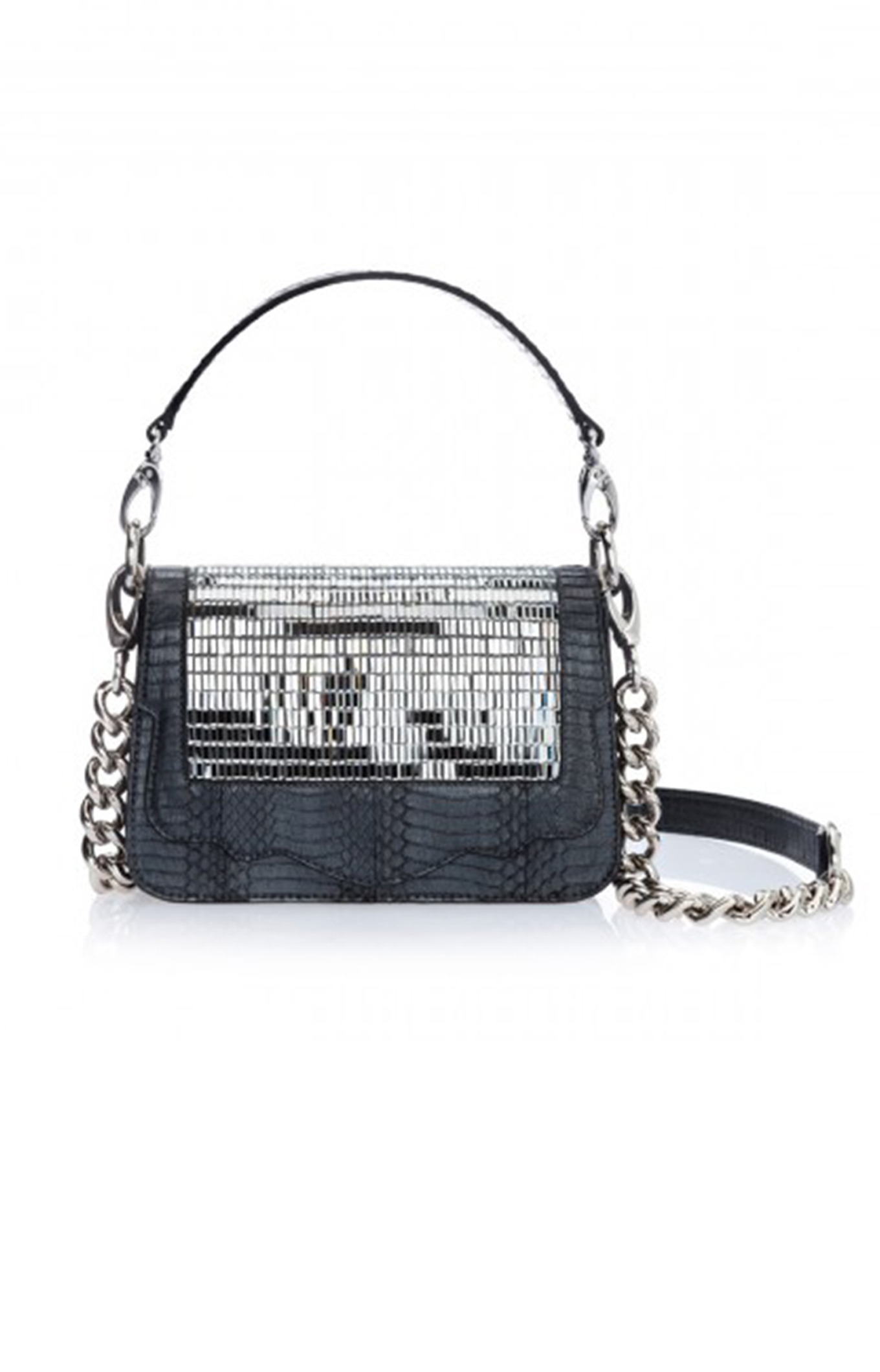 Thale Blanc <br>Spring 2017<br>audreyette nuvo mini crystals black-silver-formatted