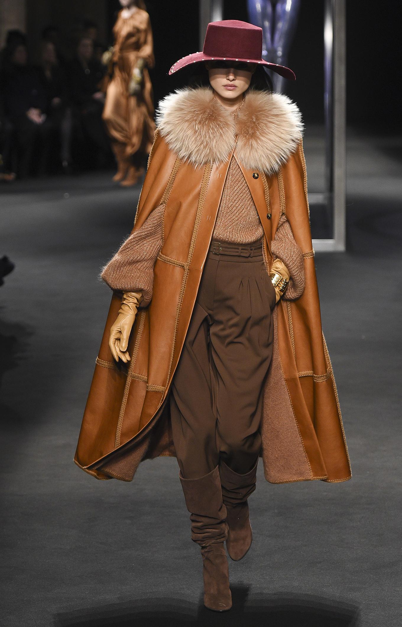 Alberta Ferretti<br>Fall 2018<br>Look 23