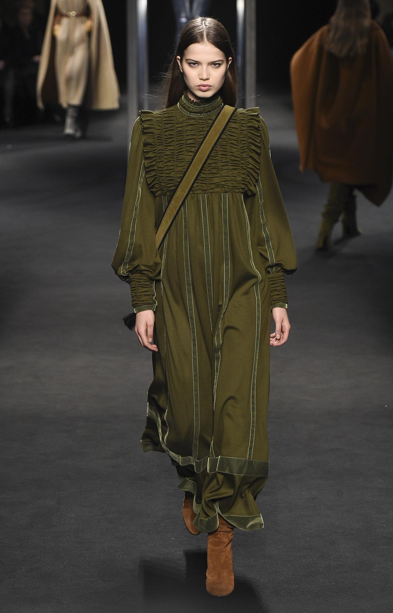 Alberta Ferretti<br>Fall 2018<br>Look 20