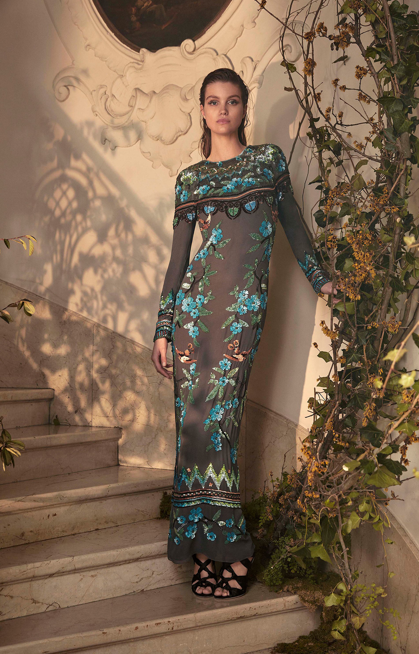 Alberta Ferretti<br>Spring 2018 Couture<br>Look 11