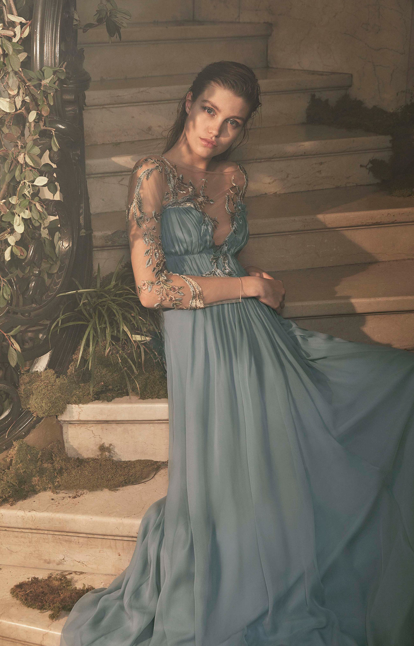 Alberta Ferretti<br>Spring 2018 Couture<br>Look 05