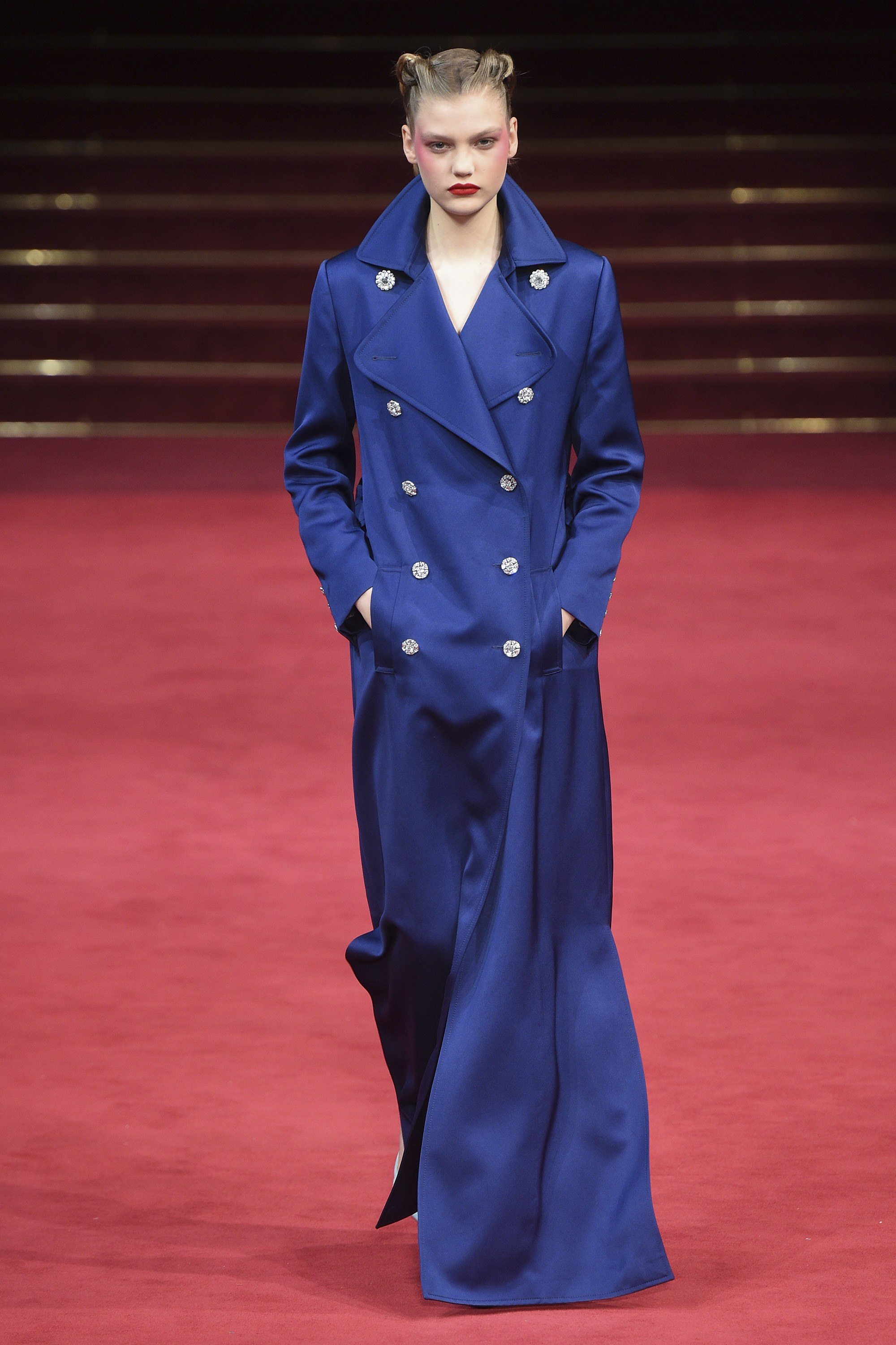 Alexis Mabille <br>Spring 2018 Couture<br>Look 01