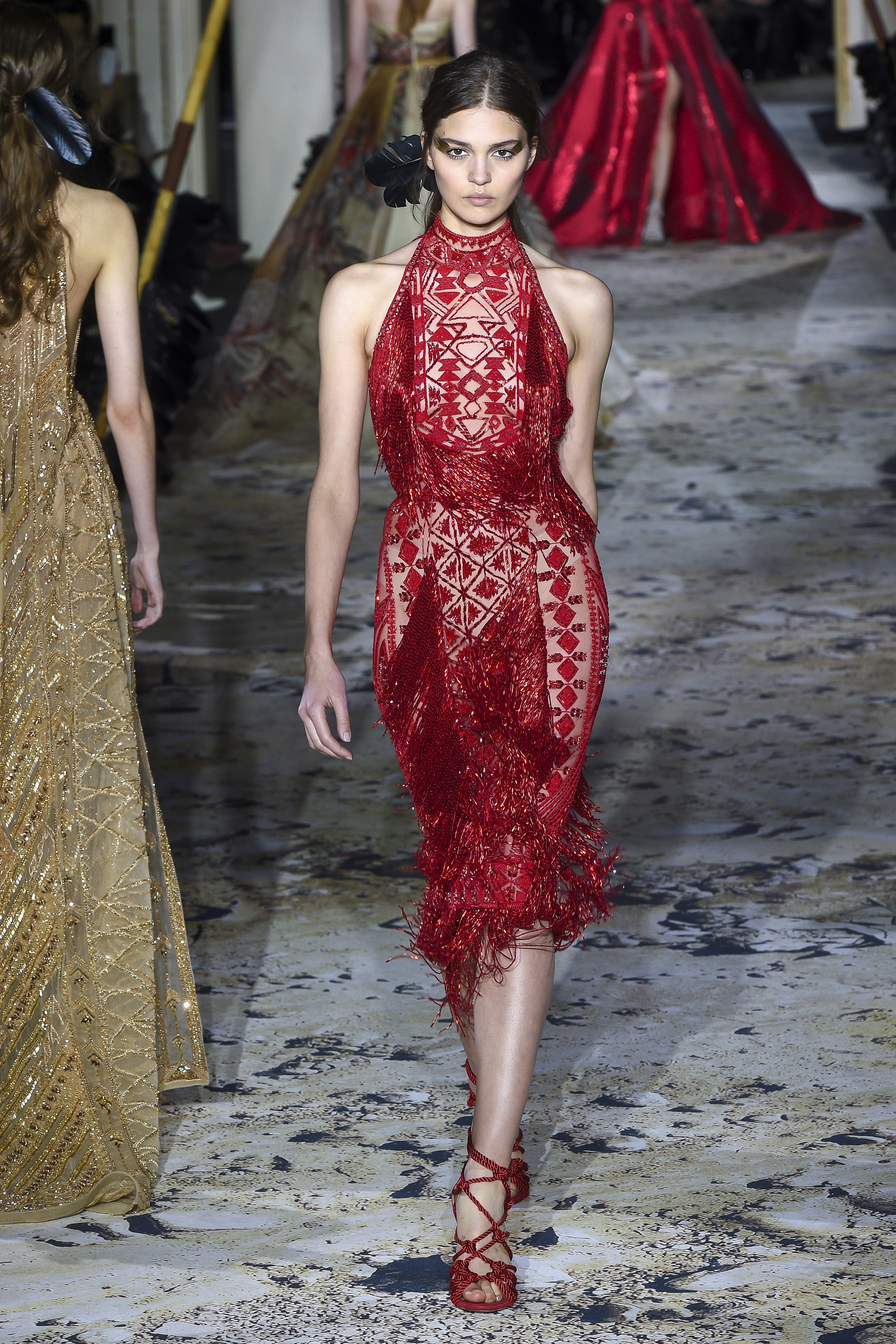 Zuhair Murad<br>Spring 2018 Couture<br>Look 32