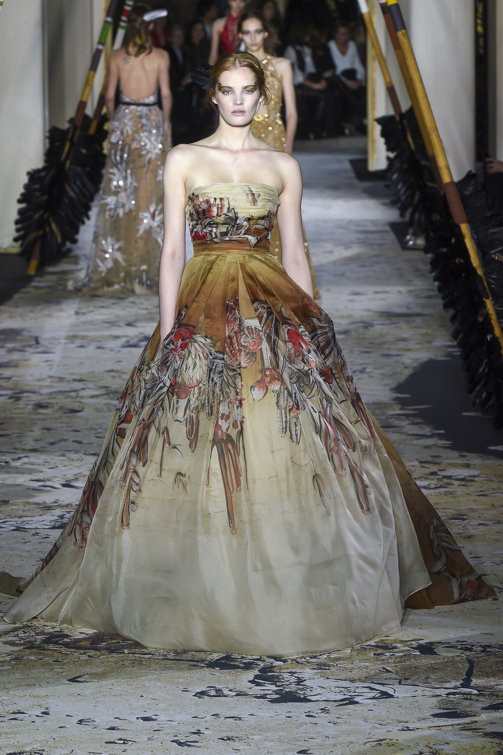 Zuhair Murad<br>Spring 2018 Couture<br>Look 30