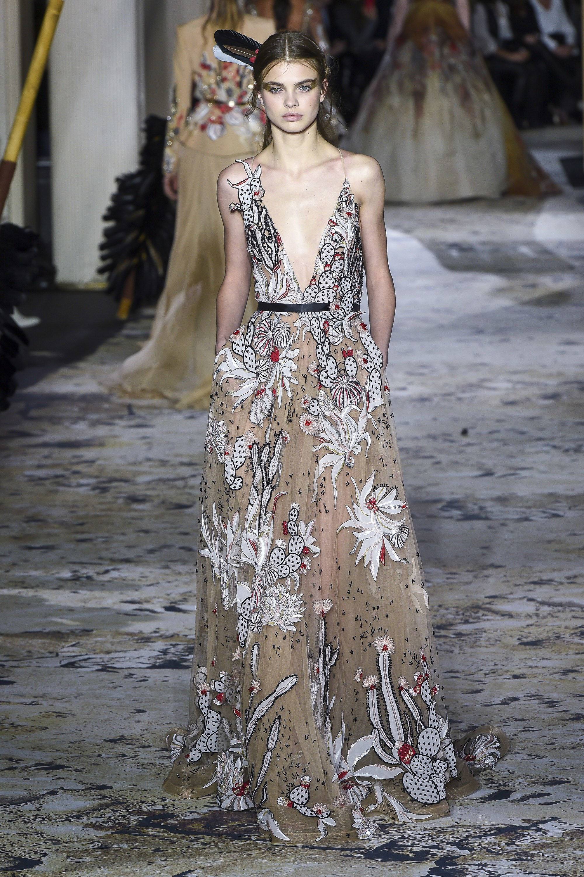 Zuhair Murad<br>Spring 2018 Couture<br>Look 29