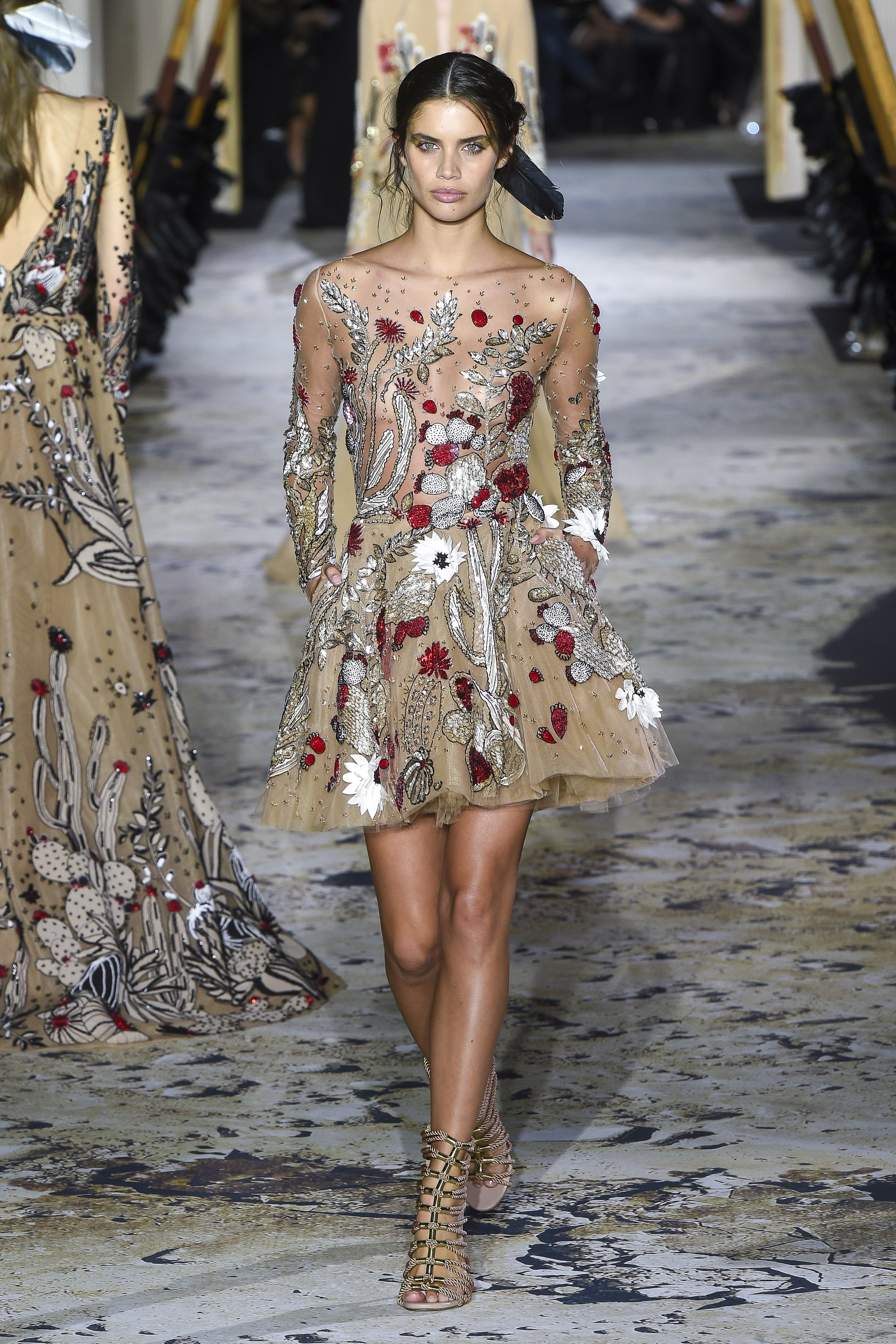 Zuhair Murad<br>Spring 2018 Couture<br>Look 27