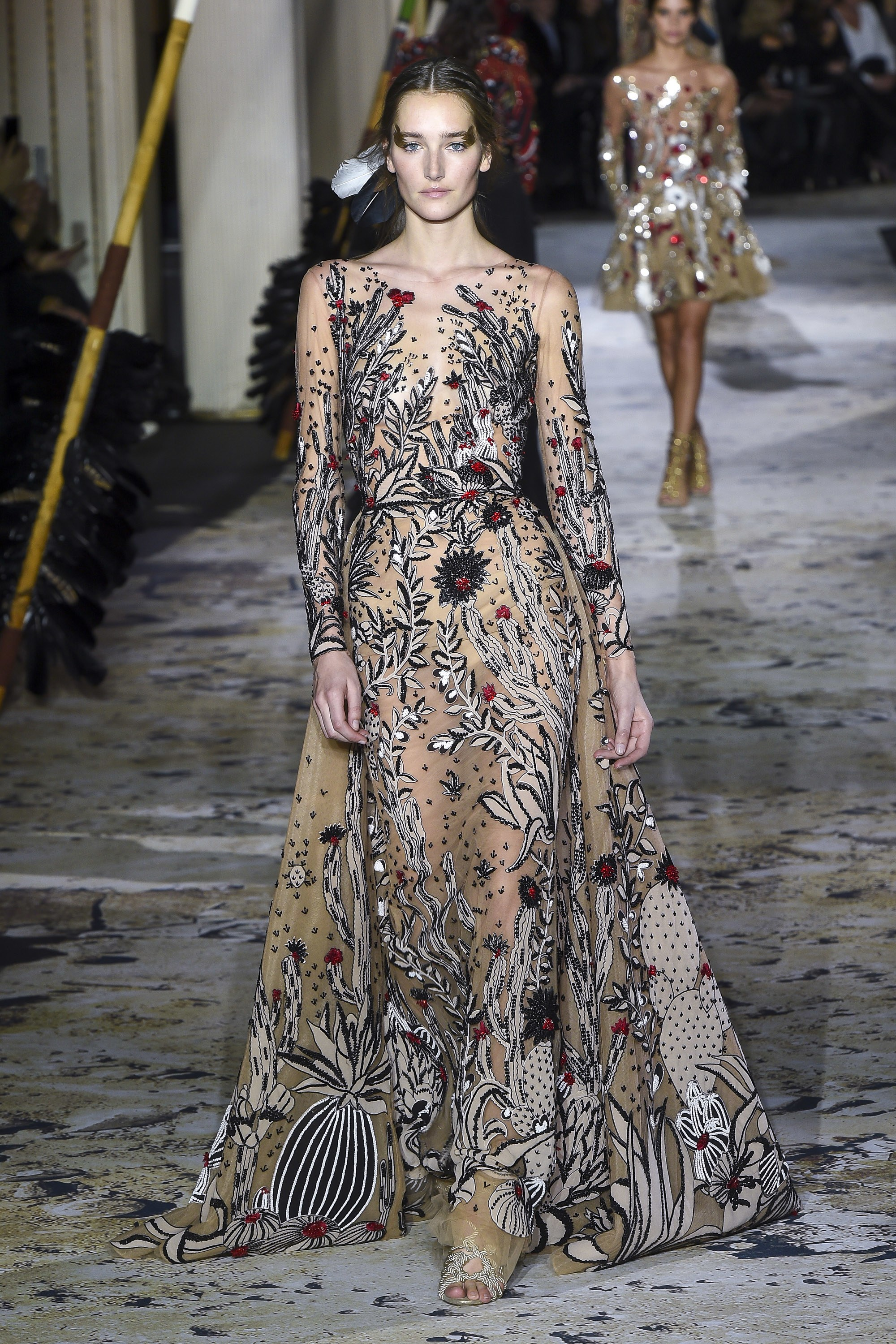 Zuhair Murad<br>Spring 2018 Couture<br>Look 26