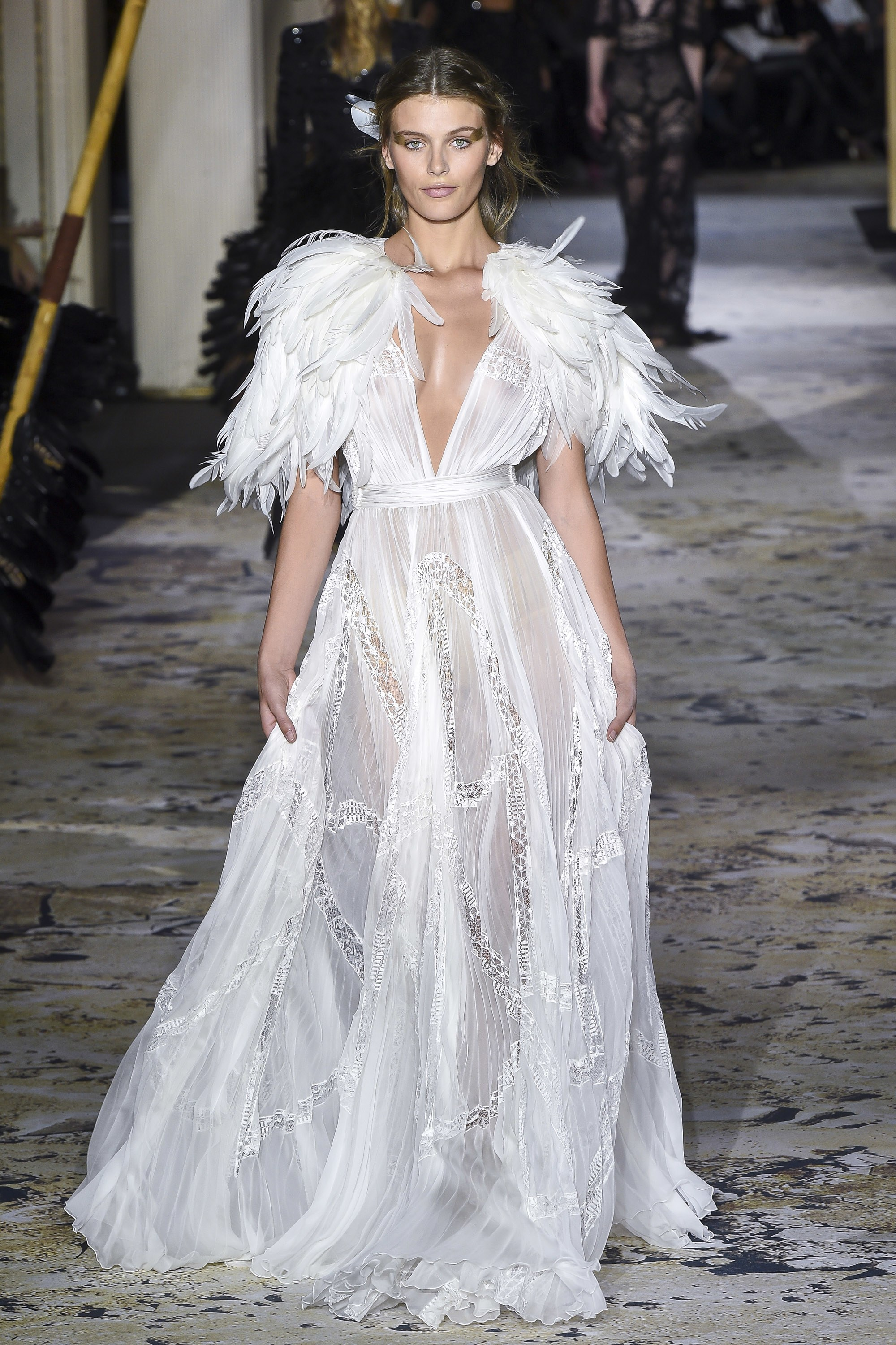 Zuhair Murad<br>Spring 2018 Couture<br>Look 09