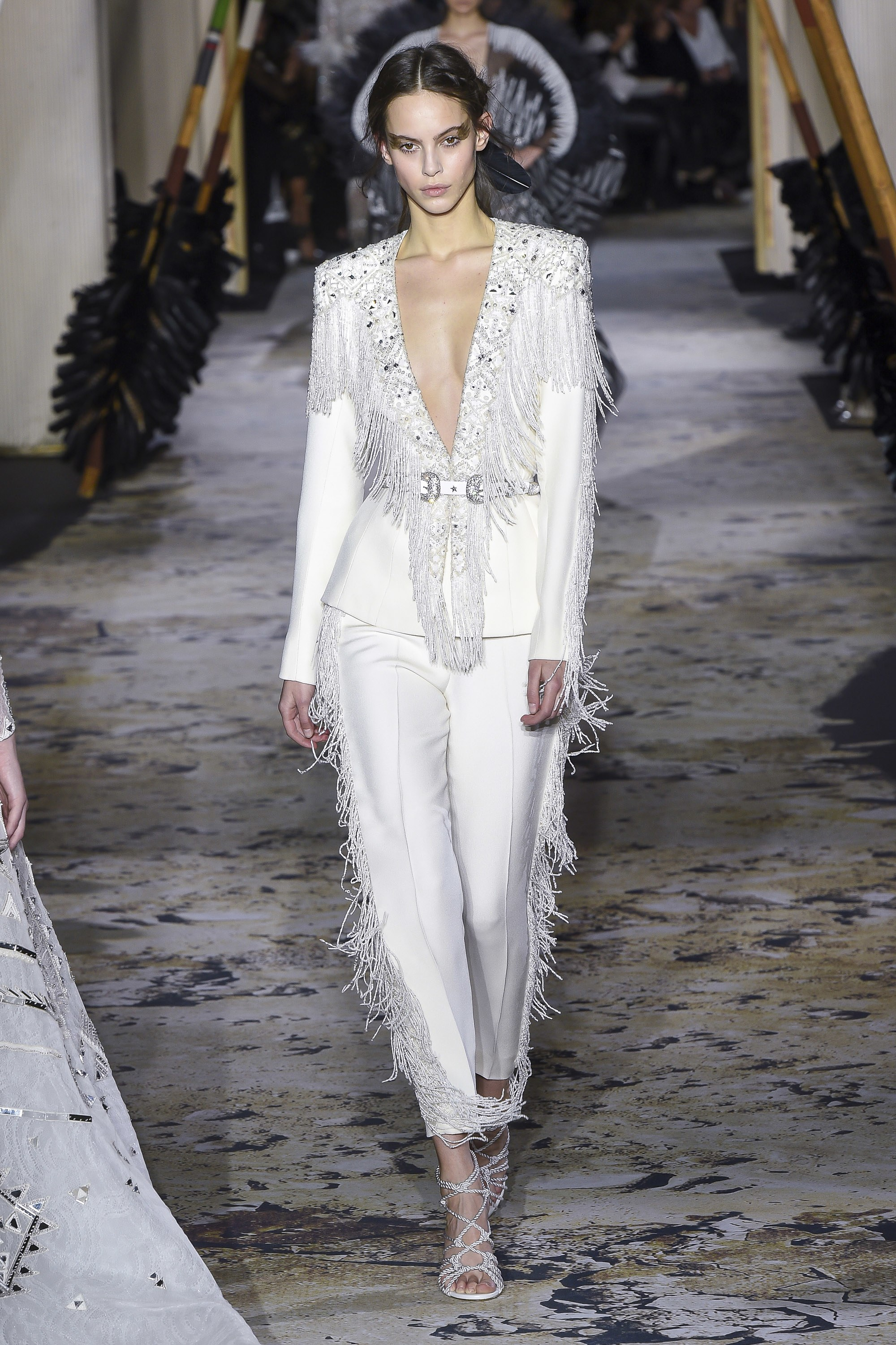 Zuhair Murad<br>Spring 2018 Couture<br>Look 05
