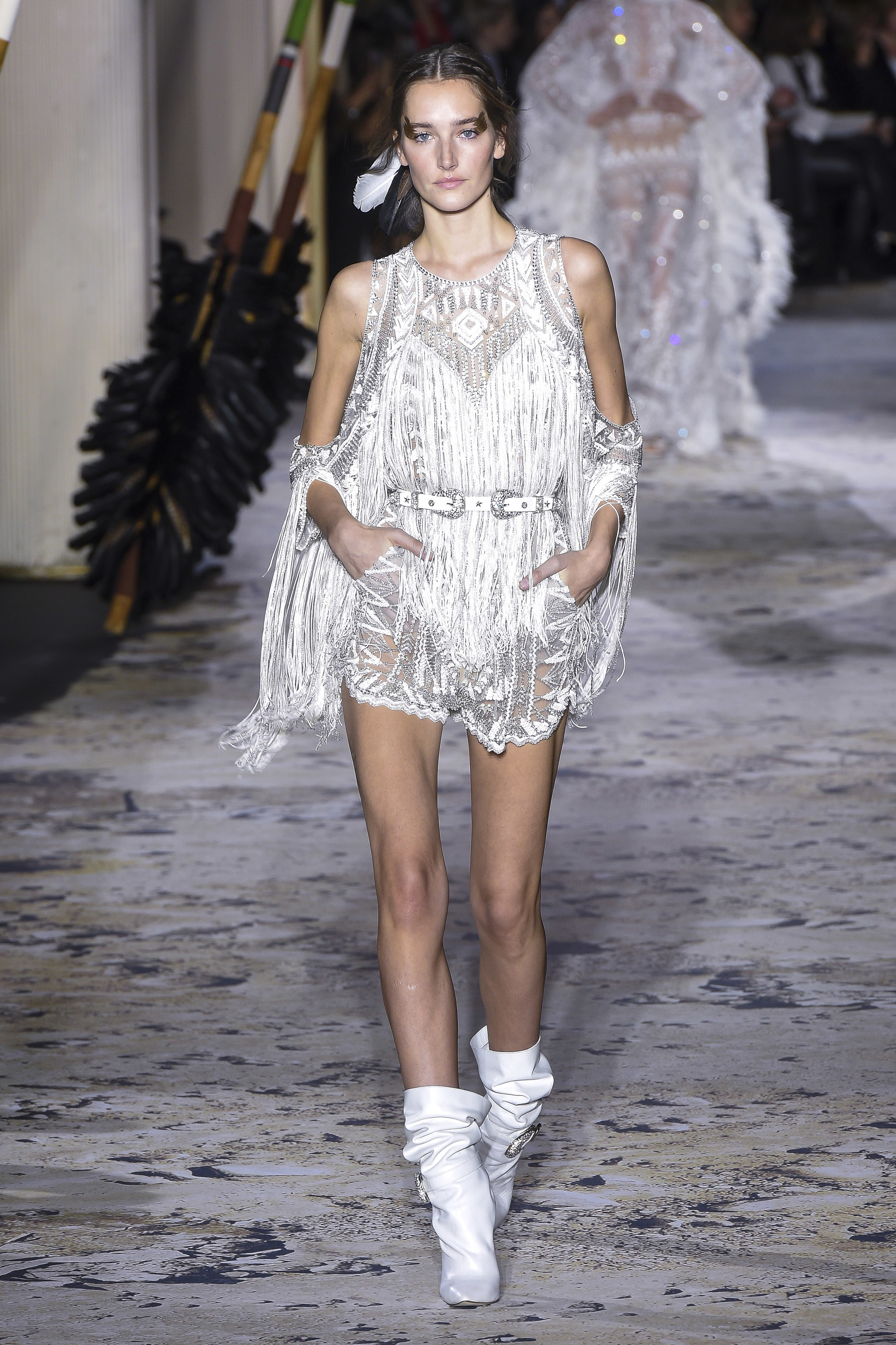 Zuhair Murad<br>Spring 2018 Couture<br>Look 01