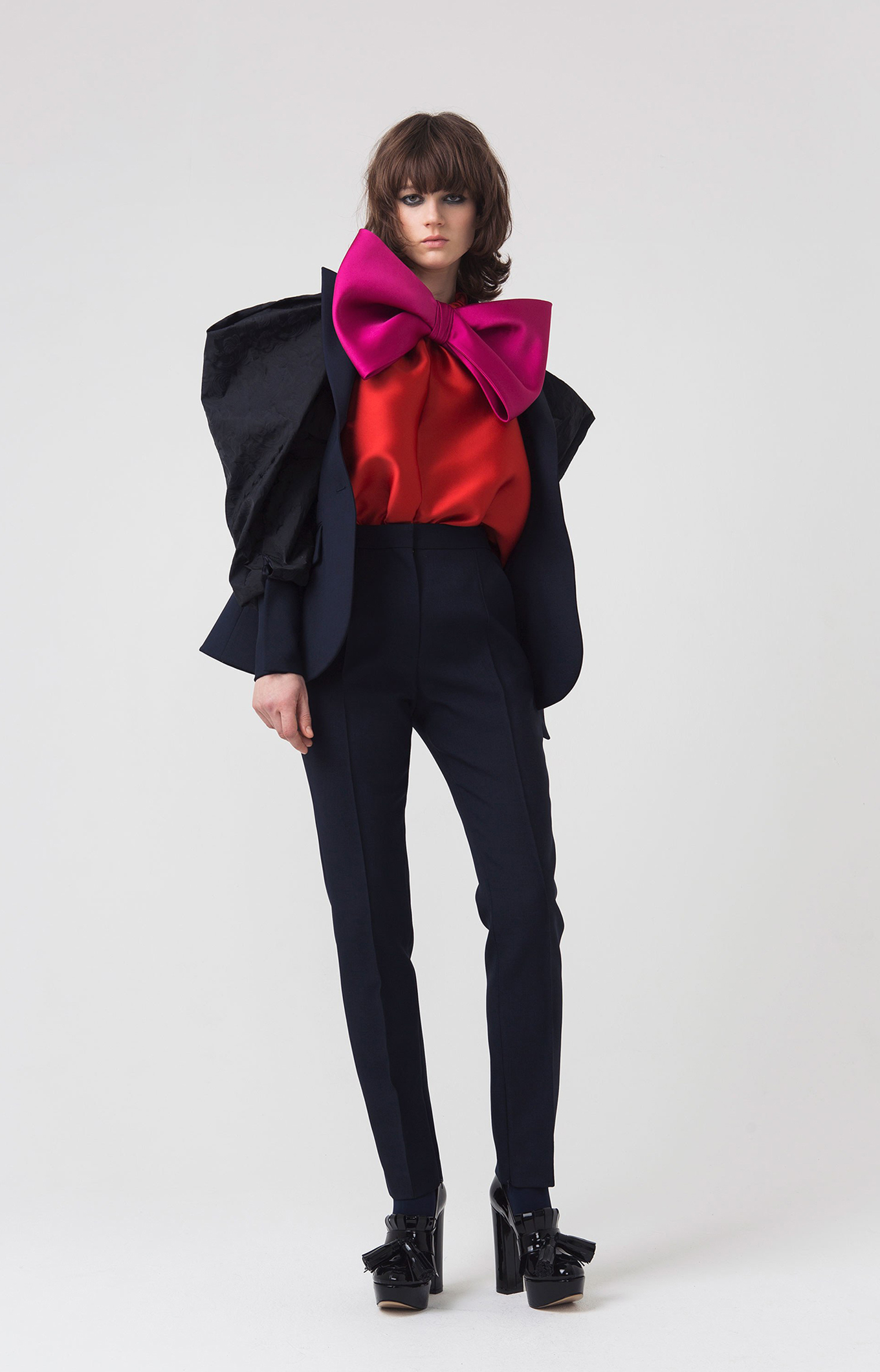 Dice Kayek<br>Fall 2018 <br>Look 01
