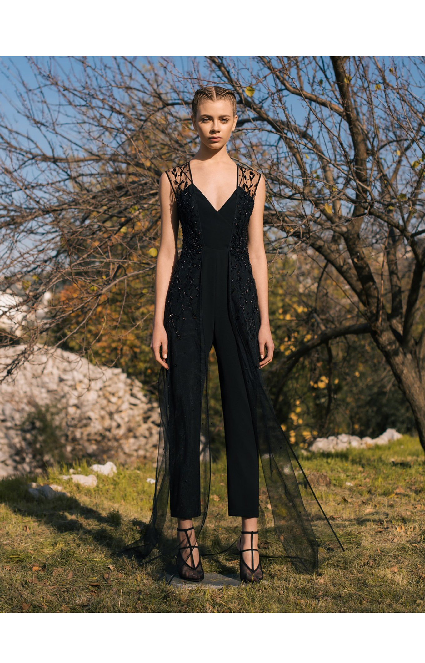 Georges Hobeika<br>Pre-Fall 2018 <br>Look 02