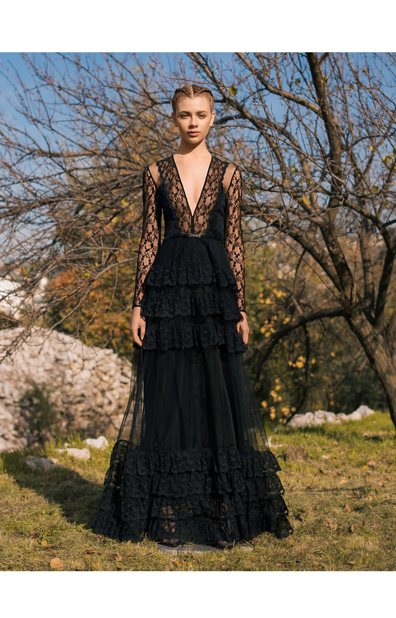 Georges Hobeika<br>Pre-Fall 2018 <br>Look 01