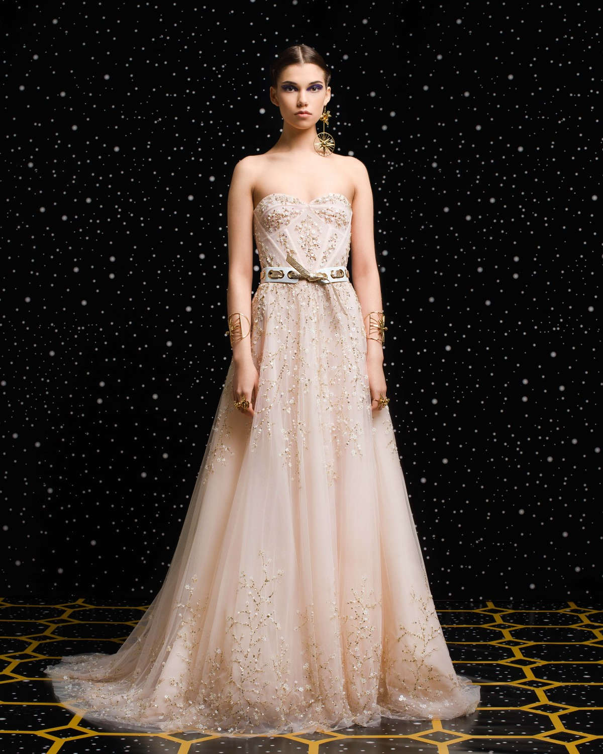 Georges Hobeika<br>Fall 2018-19 <br>Look 11