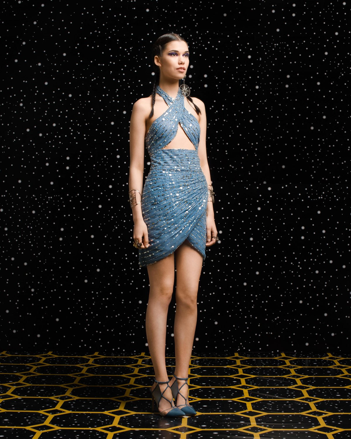 Georges Hobeika<br>Fall 2018-19 <br>Look 03
