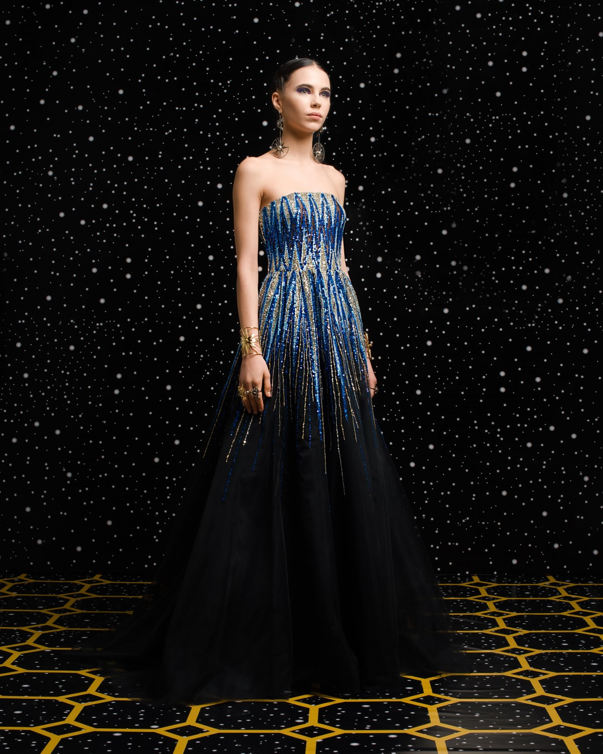 Georges Hobeika<br>Fall 2018-19 <br>Look 02