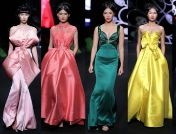 Ngắm 38 thiết kế của Alexis Mabille trong Lynk Fashion Show 2015