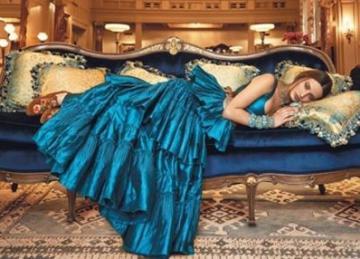 <h3><b>Alberta Ferretti - Magazines</b><h3>
