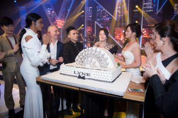Many Celebs joined in Special birthday of Ly Nha Ky